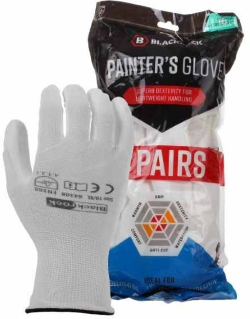 Painters Gripper Gloves Image 1