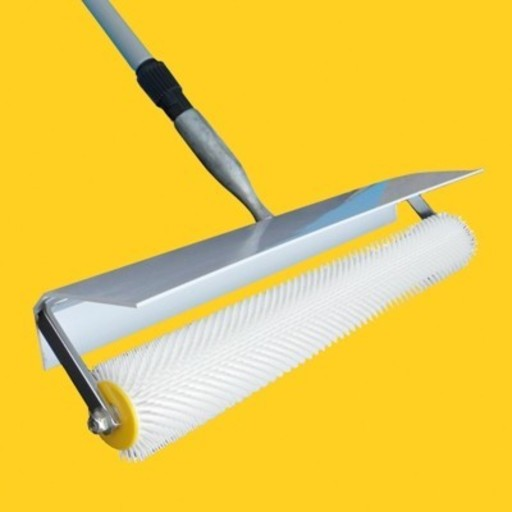 Spiked Aeration Roller, 500 mm Image 1