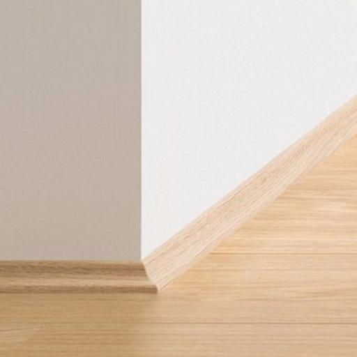 QuickStep Matching Scotia Beading For Laminate Floors, 2.40 m Image 1