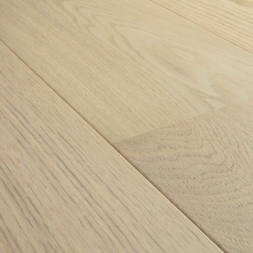 QuickStep Palazzo Lily White Oak Engineered Flooring, Brushed, Extra Matt Lacquered, 190x14x1820 mm Image 3