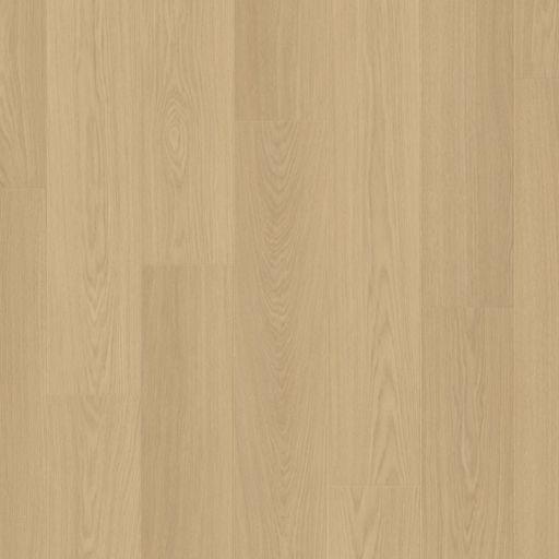QuickStep Signature Beige Varnished Oak Laminate Flooring, 9 mm Image 2