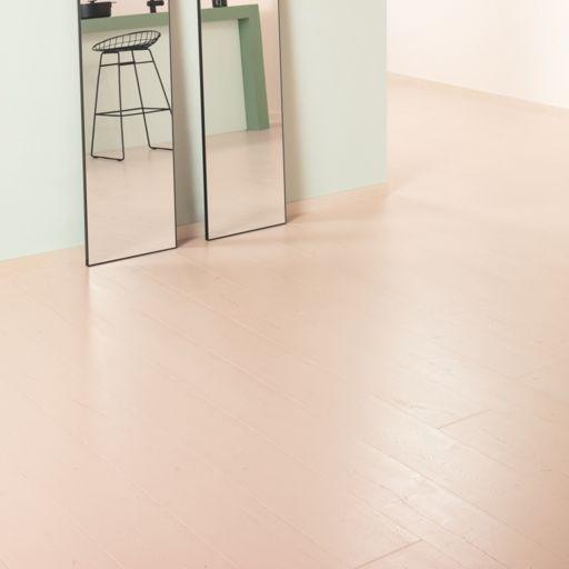 QuickStep Signature Painted Oak Rose Laminate Flooring, 9 mm Image 2