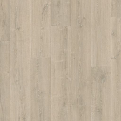 QuickStep Signature Brushed Oak Beige Laminate Flooring, 9 mm Image 2