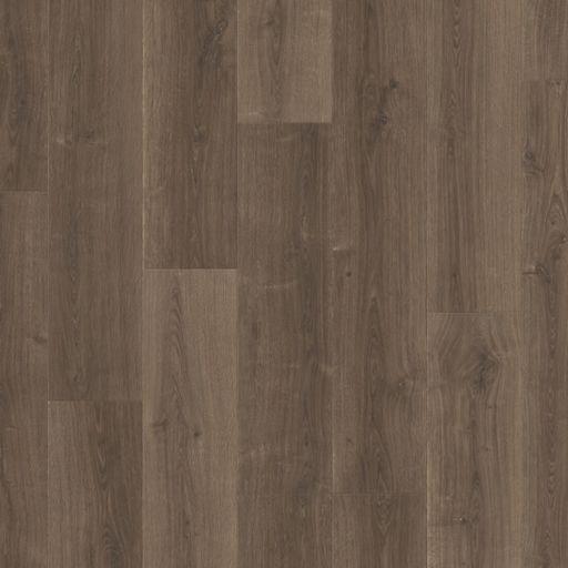 QuickStep Signature Brushed Oak Brown Laminate Flooring, 9 mm Image 2