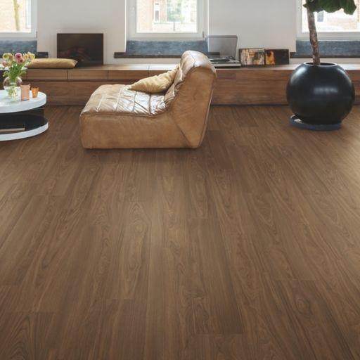 QuickStep Signature Chic Walnut Laminate Flooring, 9 mm Image 1
