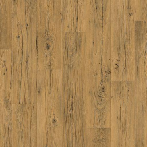 QuickStep Signature Cracked Oak Natural Laminate Flooring, 9 mm Image 2