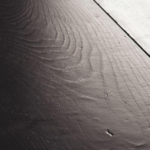 QuickStep Signature Painted Black Oak Laminate Flooring, 9 mm Image 3