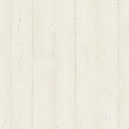 QuickStep Signature Painted Oak White Laminate Flooring, 9 mm Image 3