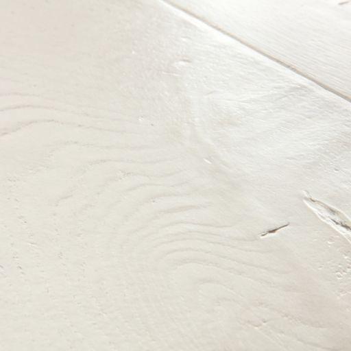 QuickStep Signature Painted Oak White Laminate Flooring, 9 mm Image 4