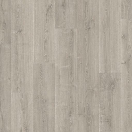 QuickStep Signature Brushed Oak Grey Laminate Flooring, 9 mm Image 2