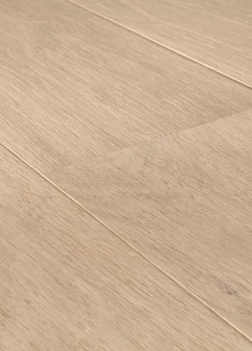 Quickstep Compact Himalayan White Oak Engineered Flooring, Extra Matt Lacquered, 145x2.5x12.5 mm Image 3