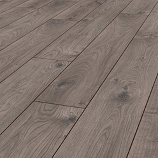 Robusto Atlas Oak Anthracite Laminate Flooring, 12 mm Image 1
