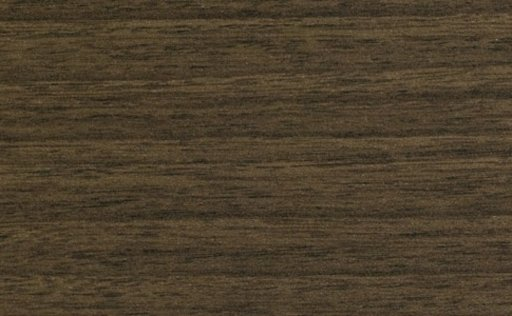 HDF Dark Walnut Scotia Beading For Laminate Floors, 18x18 mm, 2.4 m Image 2