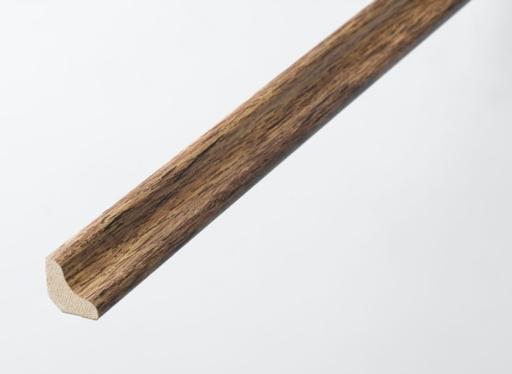 HDF Highland Oak Scotia Beading For Laminate Floors, 18x18 mm, 2.4 m Image 1