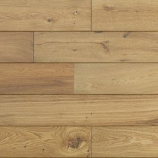Kersaint Cobb Simply Natural Oak Engineered Flooring, Lacquered, 150x3x14 mm Image 1
