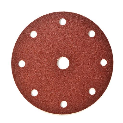 Starcke 40G Sanding Discs, 150 mm, 8+1 Holes, Velcro, Festool Image 1