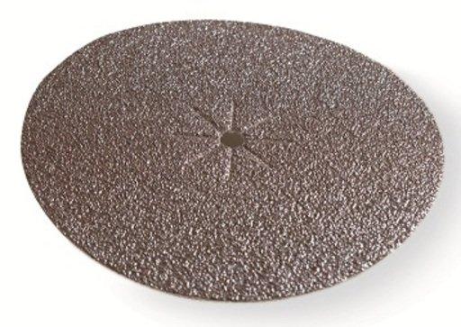Starcke 80G Sanding Disc, 150 mm, 1 Hole, Velcro Image 1
