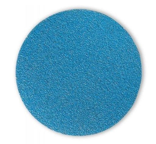 Starcke Sanding Disc, 60G, 178 mm, Zirconia, Velcro Image 1