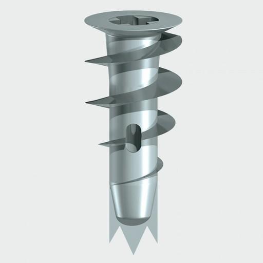 Metal Speed Plug With Screw, 37 mm, 5 pk Image 1
