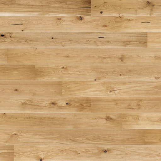 Kersaint Cobb Treviso Oak Engineered Flooring, Rustic, Natural Oiled, 207x3.2x14 mm Image 1