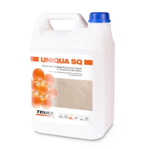 Tover Uniqua SQ Self-Linking Lacquer, Matt, 5L Image 1
