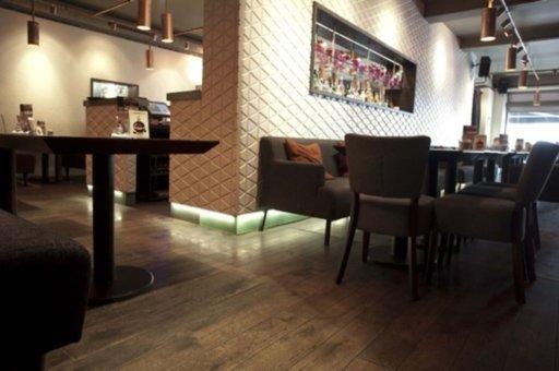 Tradition Ebony Engineered Oak Flooring, Brushed, Oiled, 180x14.5 mm Image 3