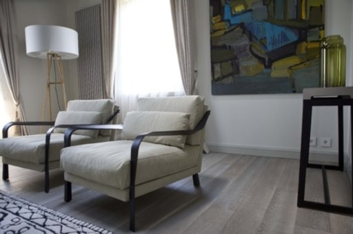 Tradition Ocean Breeze Engineered Oak Flooring, Oiled, Brushed, 180x4x14.5 mm Image 1