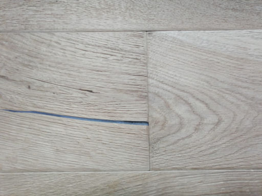 Tradition Antique Oak Engineered Flooring, Rustic, Brushed, Distressed, Unfinished, 190x20x1900 mm Image 3