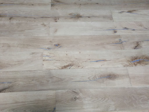 Tradition Antique Oak Engineered Flooring, Rustic, Brushed, Distressed, Unfinished, 190x20x1900 mm Image 4