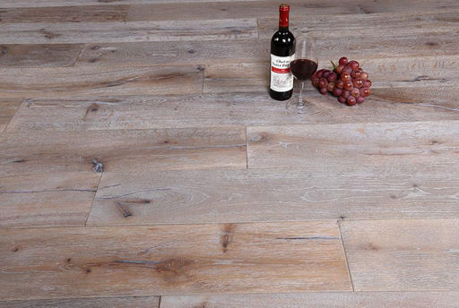 Tradition Cape Code Engineered Oak Parquet Flooring, Natural, Antique Distressed, 190x15x1900 mm Image 4
