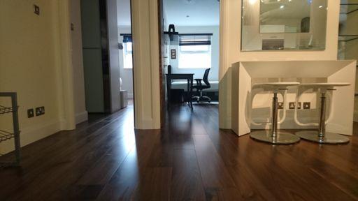 Tradition Classics Engineered Walnut Flooring, Rustic, Matt Lacquered, 189x20x1860 mm Image 3