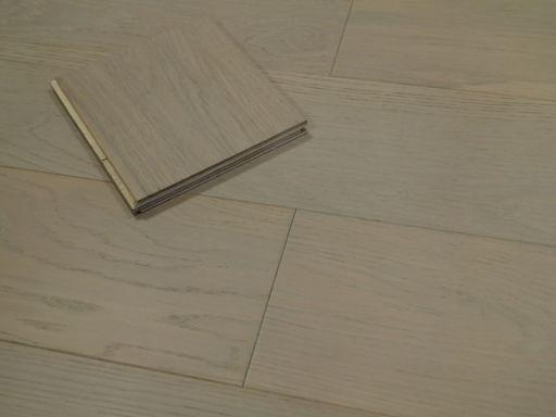 Tradition Comfort Grey Engineered Oak Parquet Flooring, 150x14xRL mm Image 1
