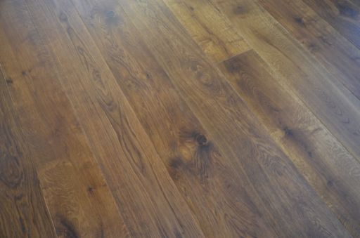 Tradition Double Smoked Oak Engineered Flooring, Natural, Oiled, 190x14x1900 mm Image 2