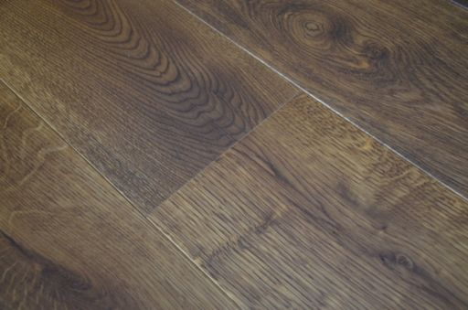 Tradition Double Smoked Oak Engineered Flooring, Natural, Oiled, 190x14x1900 mm Image 3
