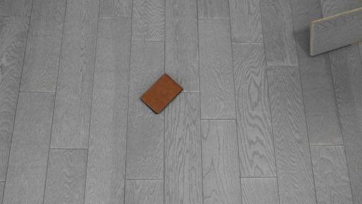Tradition Engineered Oak Flooring, Natural, Steel Grey, 125x14xRL mm Image 4