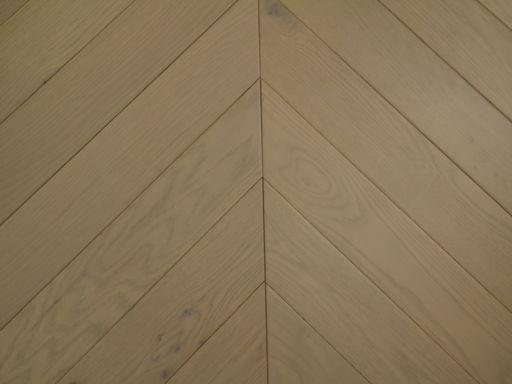 Tradition Engineered Oak Parquet Flooring, Grey, Matt Lacquered 750x15x90 mm Image 3