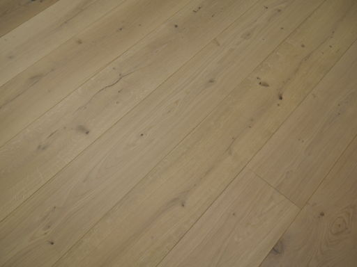 Tradition Engineered Oak Parquet Flooring, Rustic, Brushed & Invisible Lacquered, 260x15x2200 mm Image 1