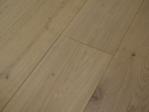 Tradition Engineered Oak Parquet Flooring, Rustic, Brushed & Invisible Lacquered, 260x15x2200 mm Image 3
