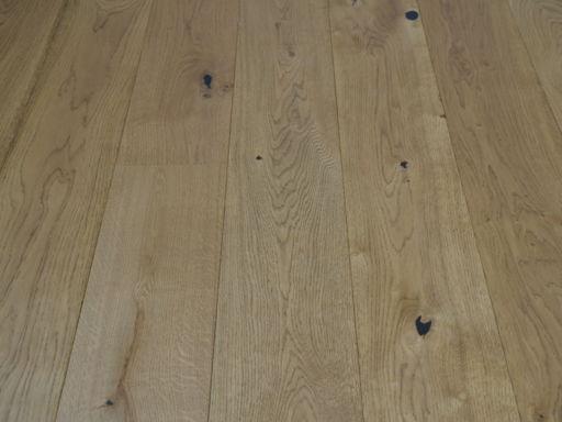 Tradition Engineered Oak Parquet Flooring, Rustic, Golden Brushed & Matt Lacquered, 190x14x1900 mm Image 2
