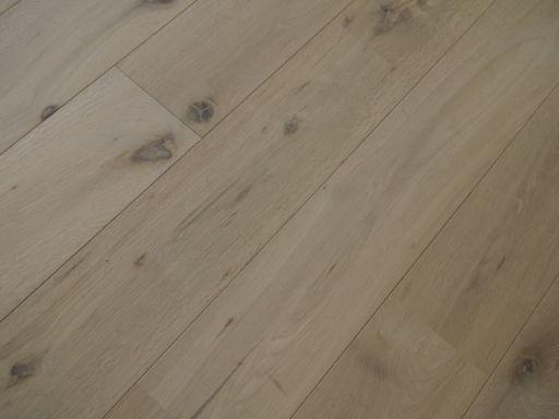 Tradition Engineered Raw Oak Flooring, Rustic, Oiled, 190x14x1900 mm Image 1