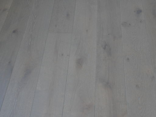 Tradition Harbour Grey Engineered Oak Parquet Flooring, Rustic, 190x14x1900 mm Image 2
