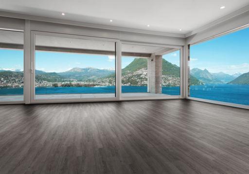 Tradition Luvanto Endure Pro Smoked Charcoal Luxury Vinyl Flooring, 181x6x1220 mm Image 1