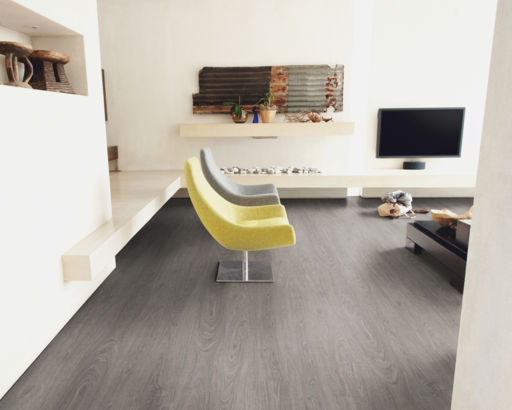 Tradition Luvanto Endure Pro Washed Grey Oak Luxury Vinyl Flooring, 181x6x1220 mm Image 2