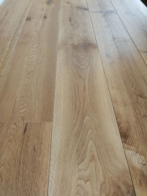 Tradition Oak Engineered Flooring, Natural, Oiled, 190x14x1900 mm Image 3