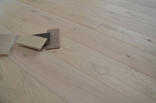 Tradition Oak Engineered Flooring, Rustic, Unfinished, 190x14x1900 mm Image 1