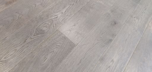 Tradition Reaction Coast Grey Engineered Oak Parquet Flooring, Rustic, 190x15x1900 mm Image 1