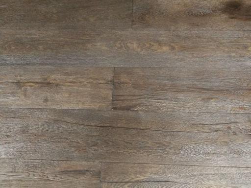 Tradition Reaction Grey Putnam Engineered Oak Parquet Flooring, Natural, Antique Distressed, 190x15x1900 mm Image 1