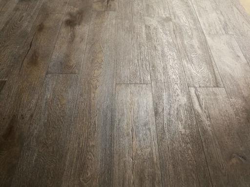 Tradition Reaction Grey Putnam Engineered Oak Parquet Flooring, Natural, Antique Distressed, 190x15x1900 mm Image 2
