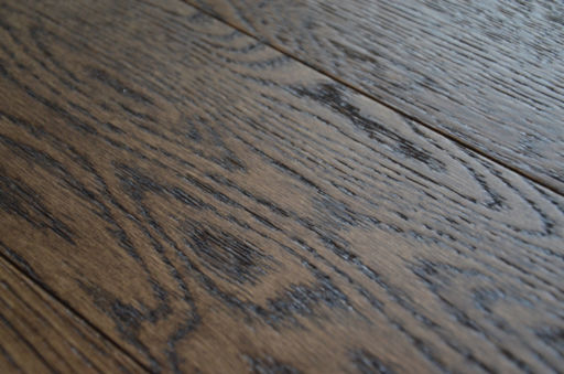 Tradition Smoky Oak Engineered Flooring, Rustic, Brushed Lacquered, 1200x10x127 mm Image 3