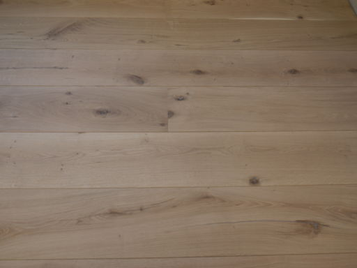 Tradition Unfinished Engineered Oak Flooring, Rustic, Brushed 260x15x2200 mm Image 3